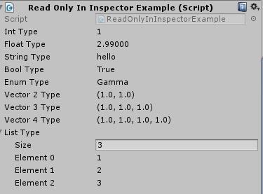 readonlyininspector
