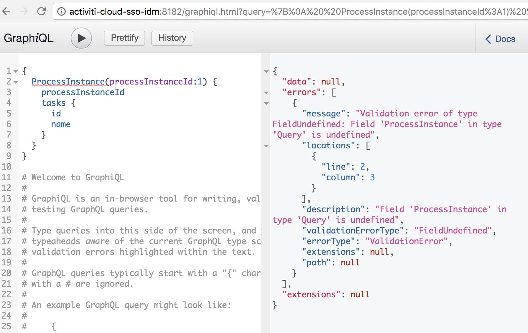 Idm error websocket | WebSocket Connection Error failed: Error