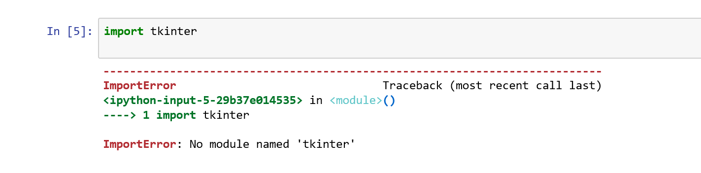 can't import tkinter i jupyter · Issue #9844 · ContinuumIO
