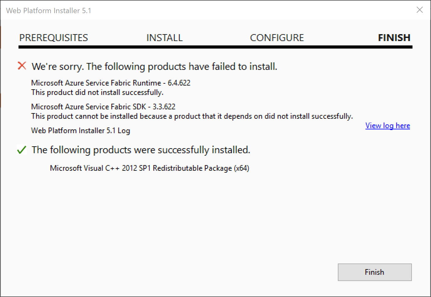 Cannot Install Because PowerShell Repeatedly Stops Working