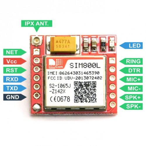 Using a GSM Module / Web App / Custom CSS - Let's Control It