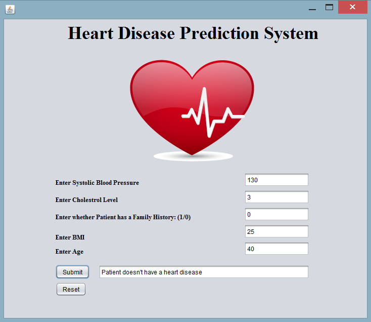 the heart disease prediction system computer science essay Heart and blood vessel system (what is cardiovascular disease (heart computer and so many other essay will cover about how science is involved.