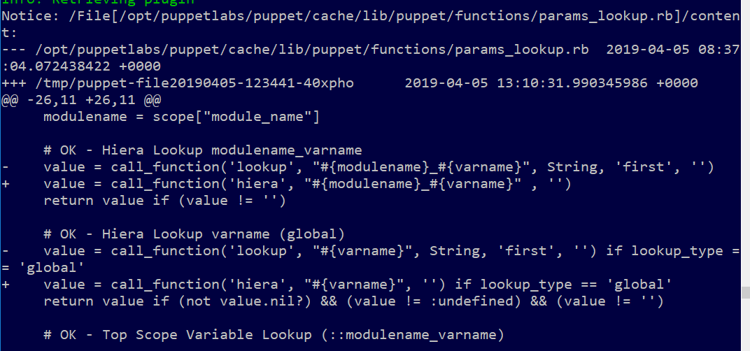 puppi` 2 2 9 breaks catalogues with `instance?' for String