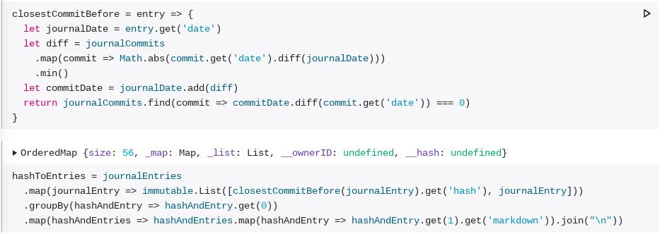 Log | Future of Coding