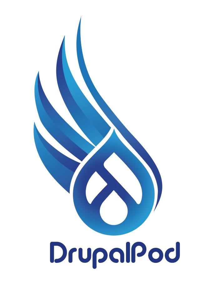 DrupalPod logo
