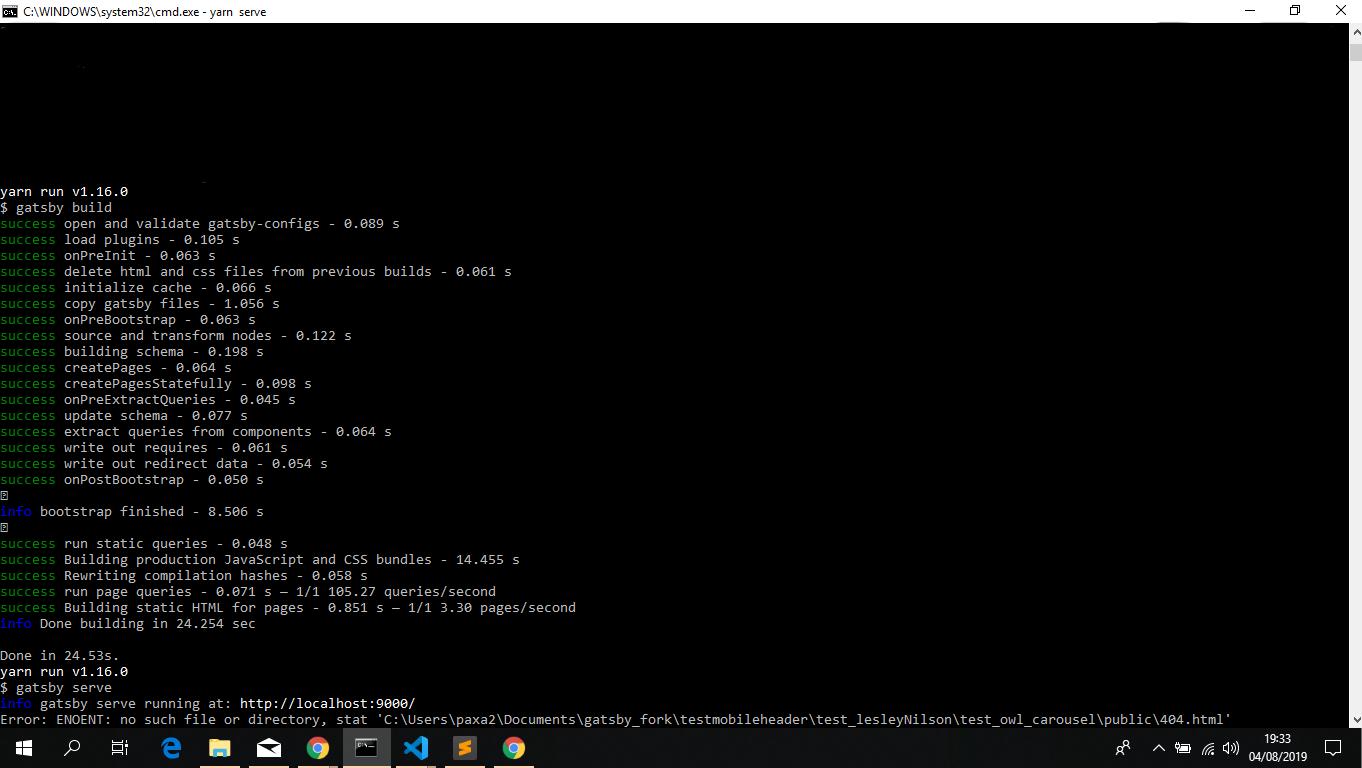 Build: Webpack Error Third party tool