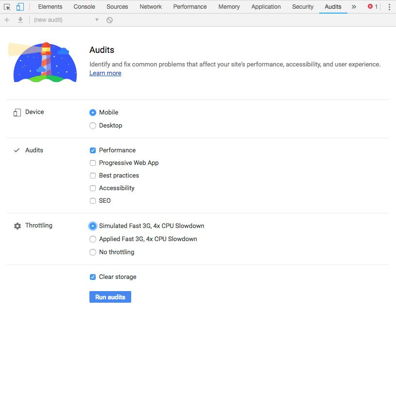GitHub - GoogleChrome/lighthouse: Auditing, performance metrics, and ...