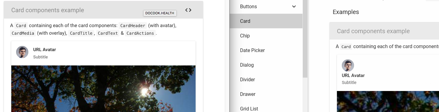 CardHeader] Card-Header with Avatar do not render correctly · Issue