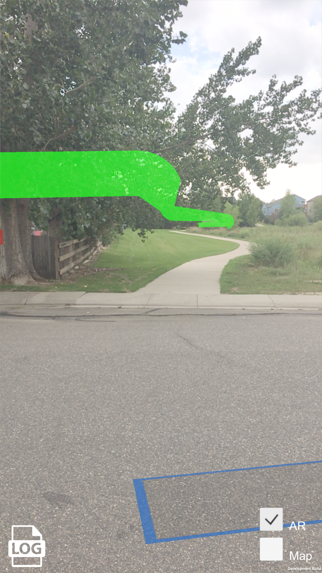 mapbox-arkit-unity:A place to create/learn with Unity