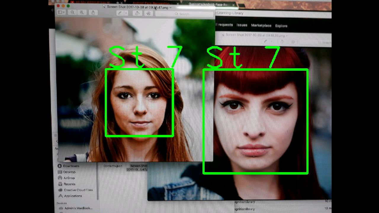 Face recognition github