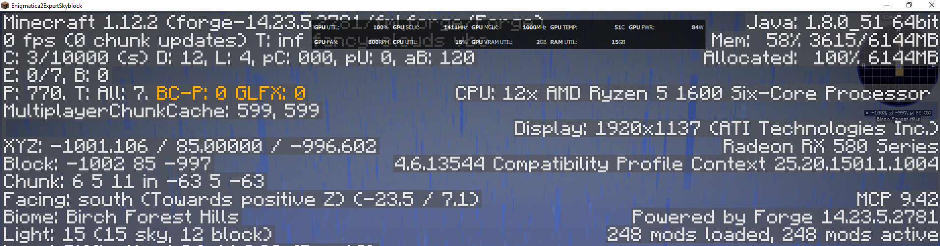 AMD Radeon Drivers (18 8 1 and higher) bring Minecraft with