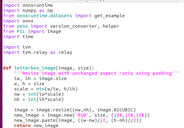 Floating point exception(core dumped) · Issue #1745