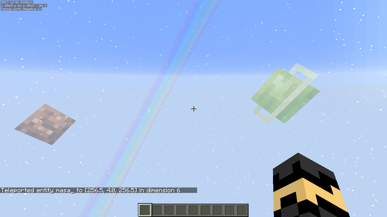 Garden of Glass Skybox Not Working In Custom Dimensions