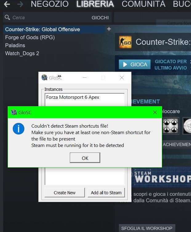 GloSC not work    · Issue #66 · Alia5/GloSC · GitHub
