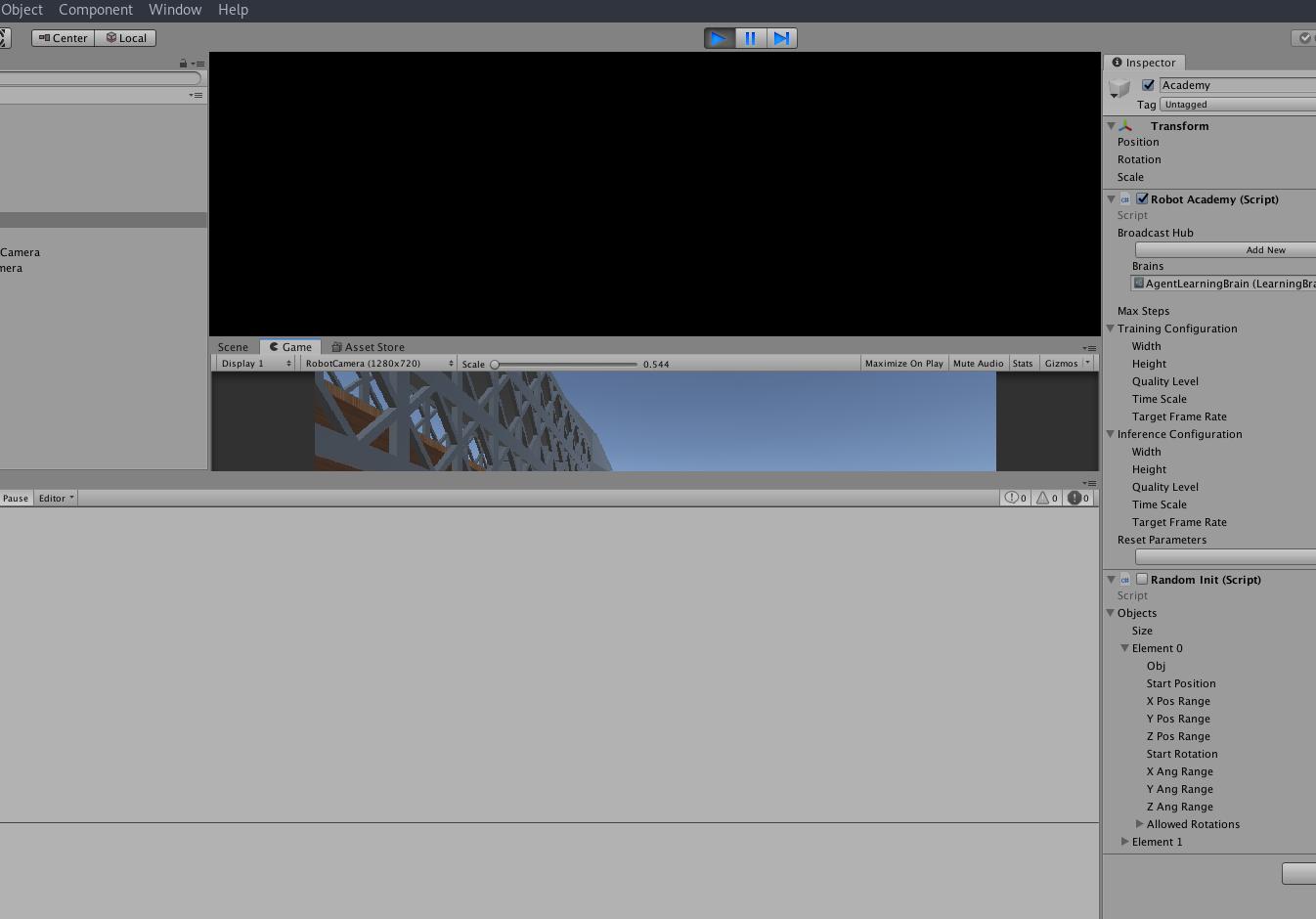 Unity Editor Window Size
