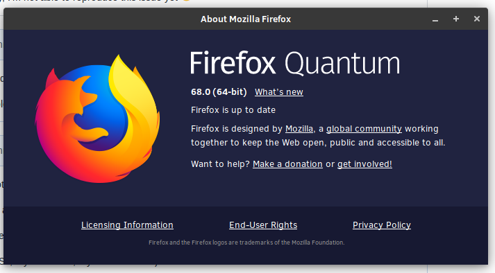 Firefox not working correctly in Clearlinux Only · Issue