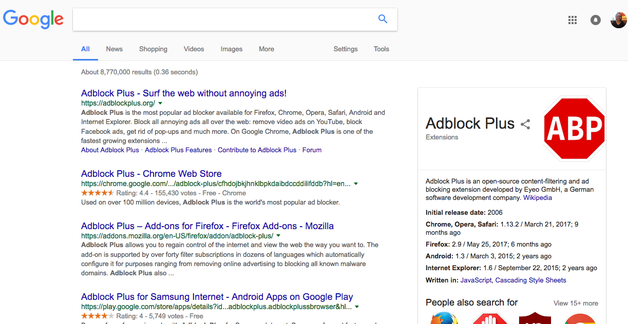 Expose Hidden Metadata in Search Engine Results · Issue
