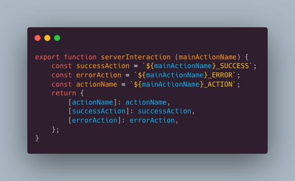 server-interactions