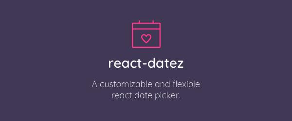 react-dates-banner