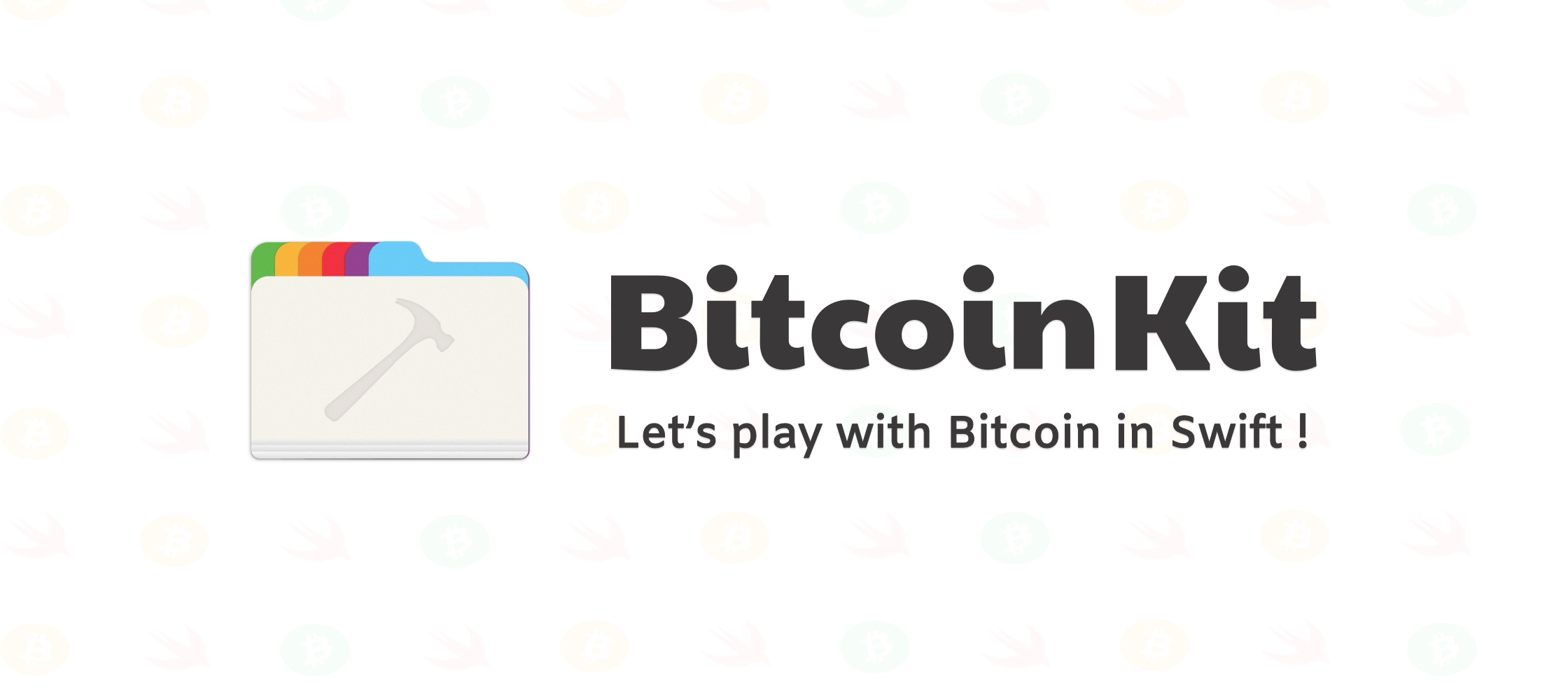 BitcoinKit: Let's Play with Bitcoin in Swift!