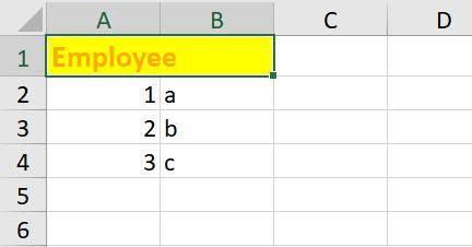 Javascript Blob Type Excel