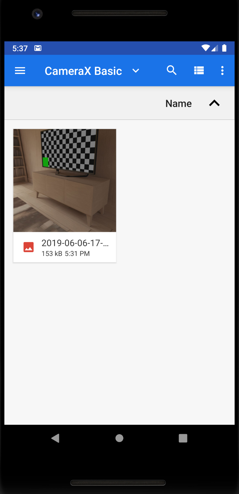 Device Gallery Displays Deleted Photos · Issue #18 · android