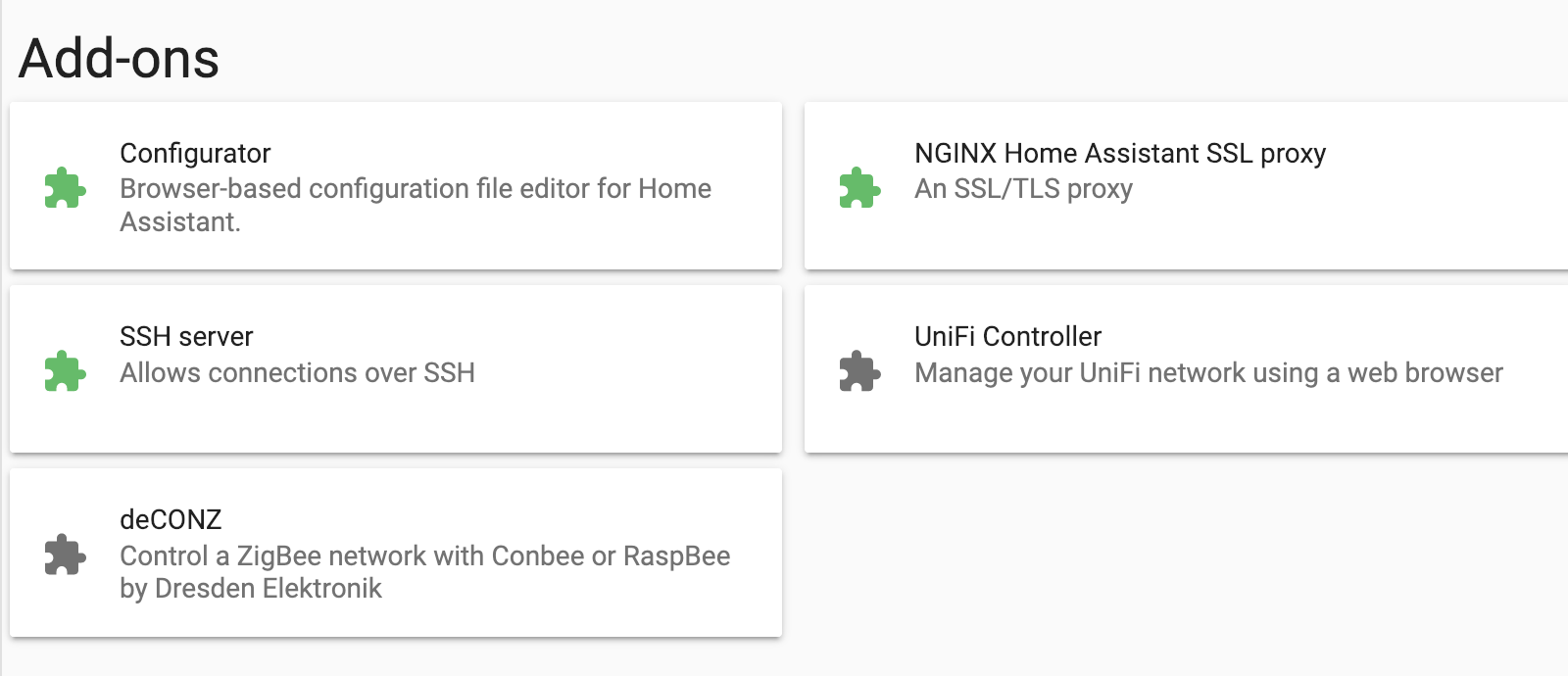 UniFi Controller stucks on startup · Issue #11 · hassio