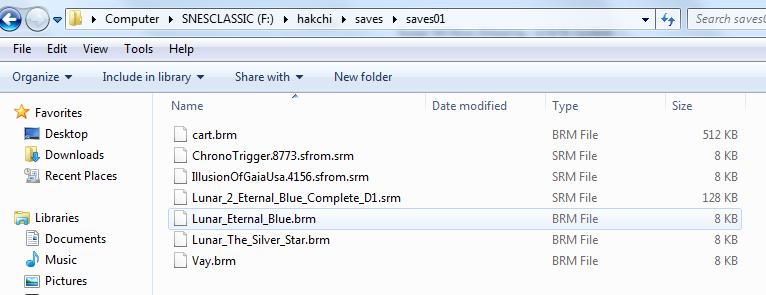 Sega CD internal external RAM issue · Issue #81 · KMFDManic/NESC