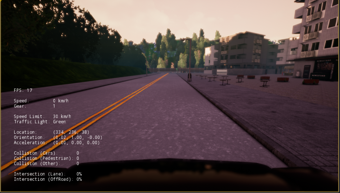 How to change first person's view in game mode? · Issue #974