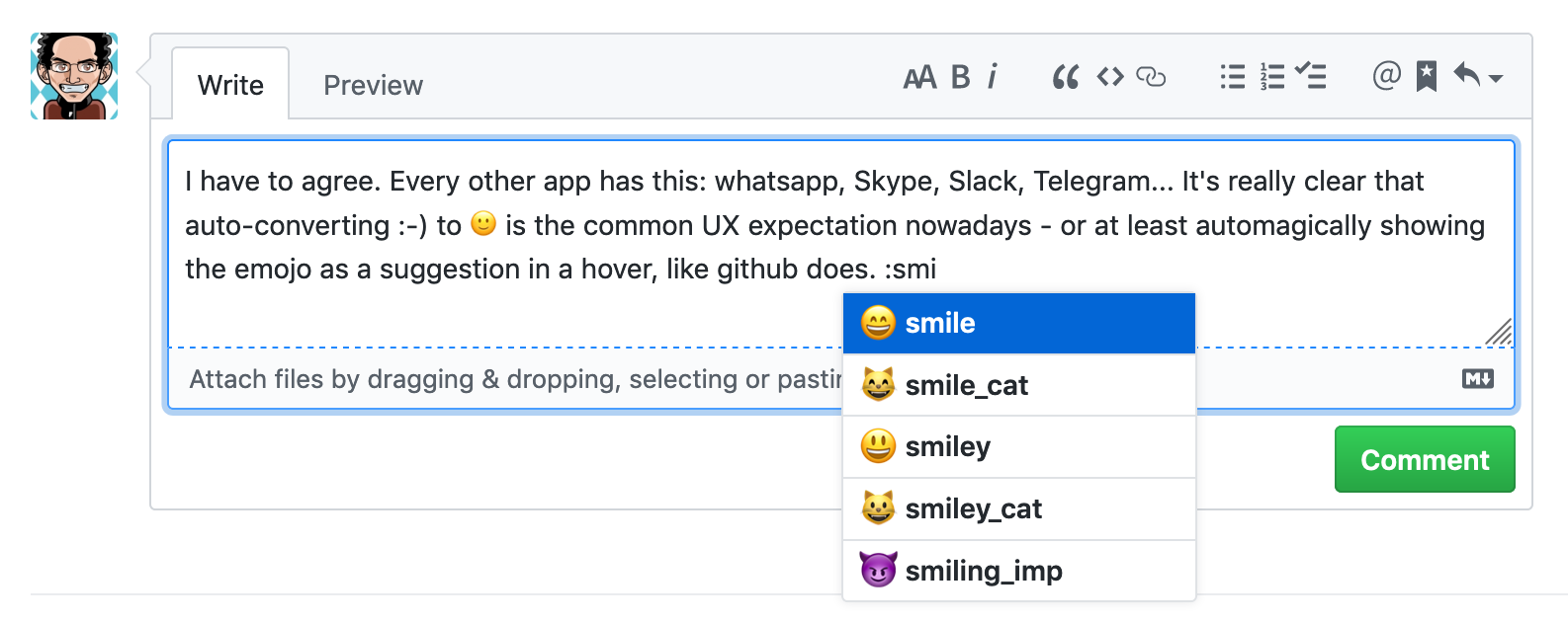 Add support for ASCII emojis · Issue #1389 · signalapp