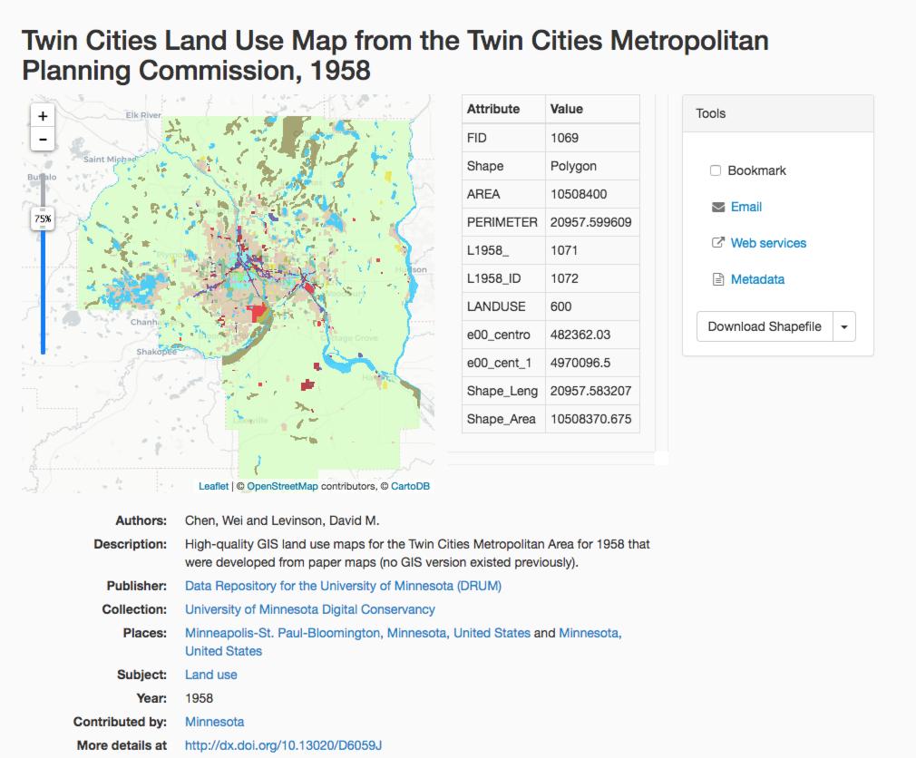 U Of Minnesota Map.Contributor Spotlight University Of Minnesota