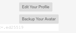 Screenshot Backup