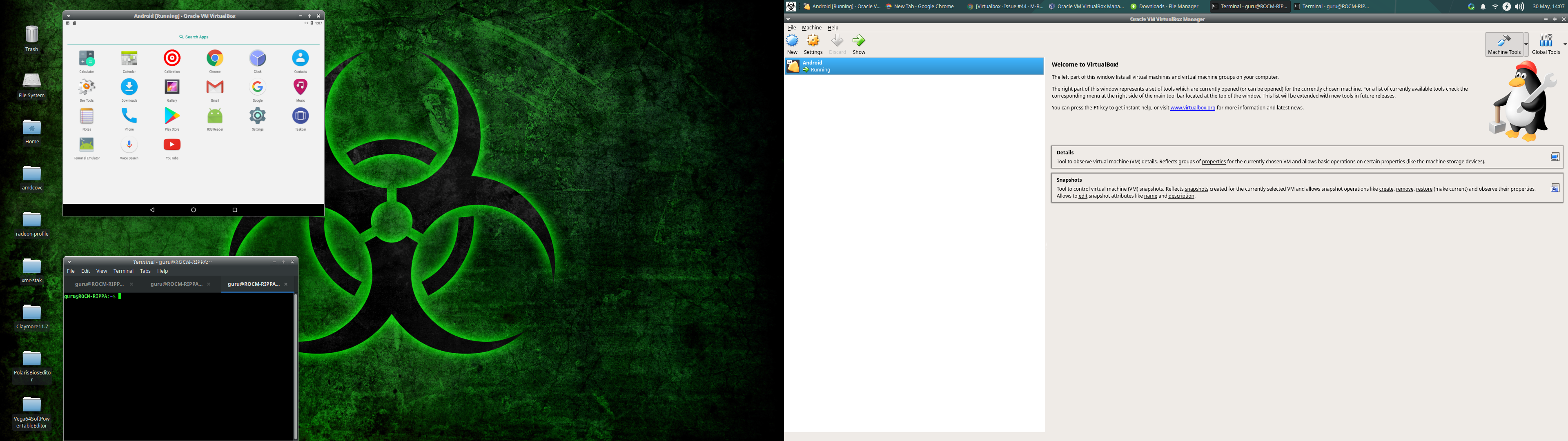 Virtualbox · Issue #44 · M-Bab/linux-kernel-amdgpu-binaries