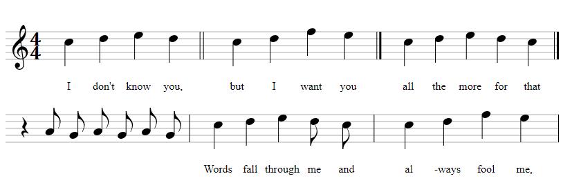 Falling slowly by Glen Hansard & Marketa Irglova