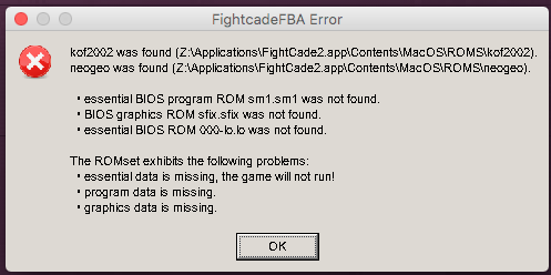 Cant locate ROMs with Mac OSX · Issue #109 · poliva/pyqtggpo