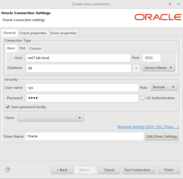 Dbeaver, oracle database connection · Issue #4594 · dbeaver