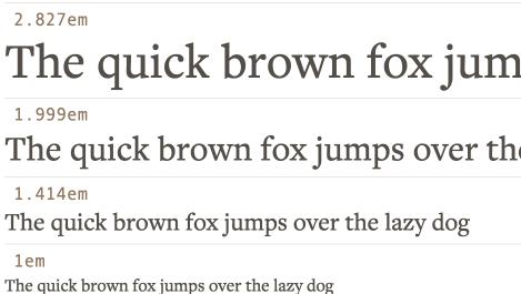 Responsive Typography Using Modern CSS | stevenloria com