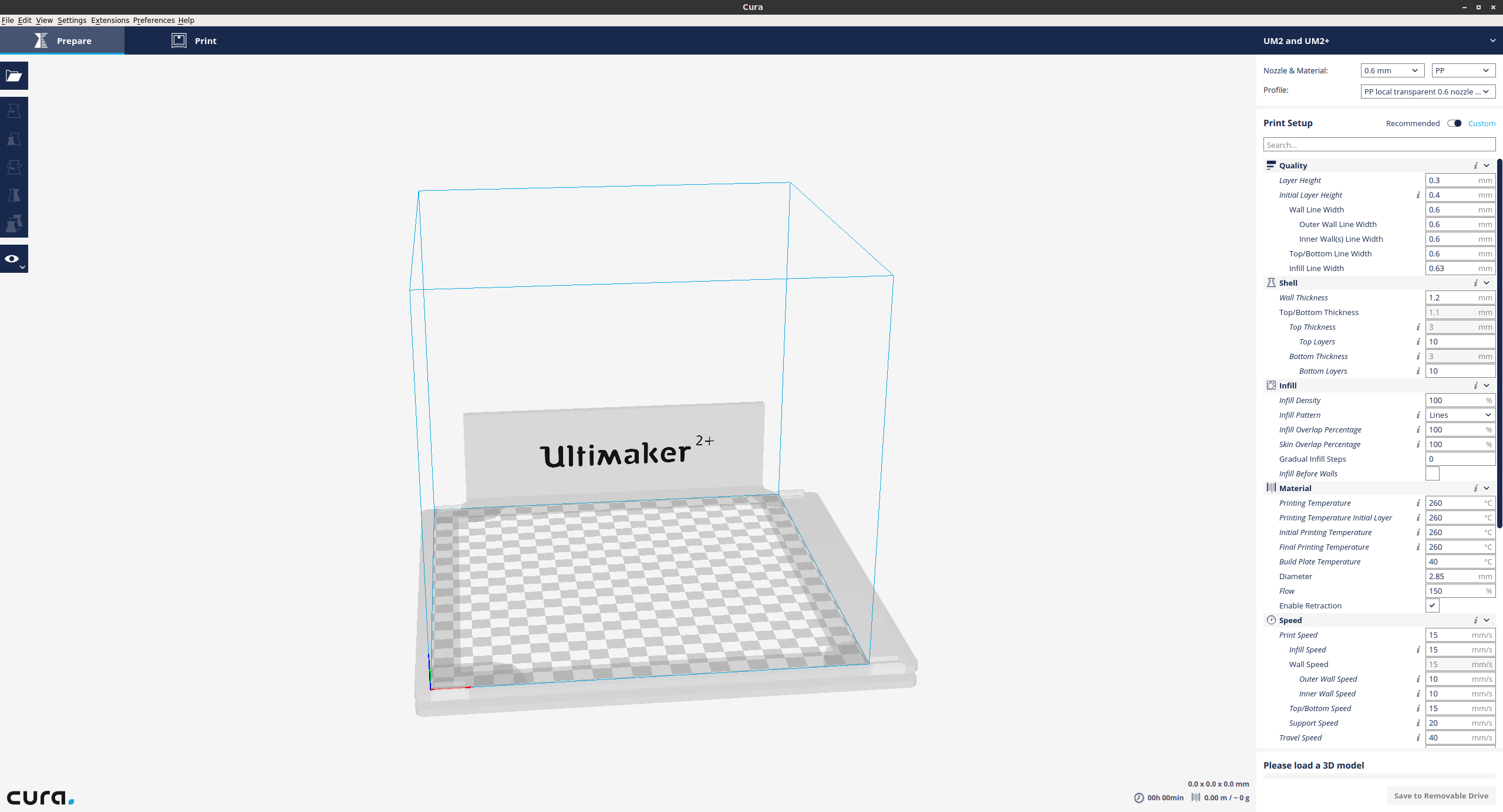 Not 100% infills since cura 2 7 · Issue #2387 · Ultimaker/Cura · GitHub