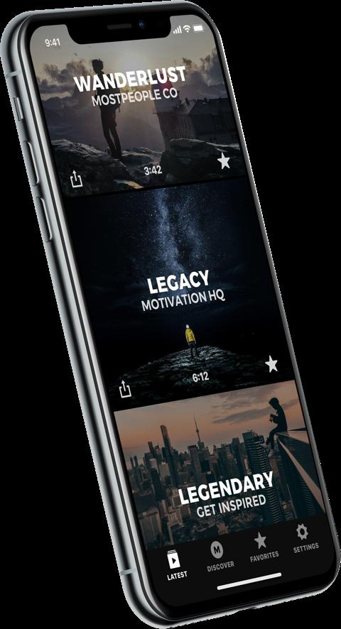 Motivate App