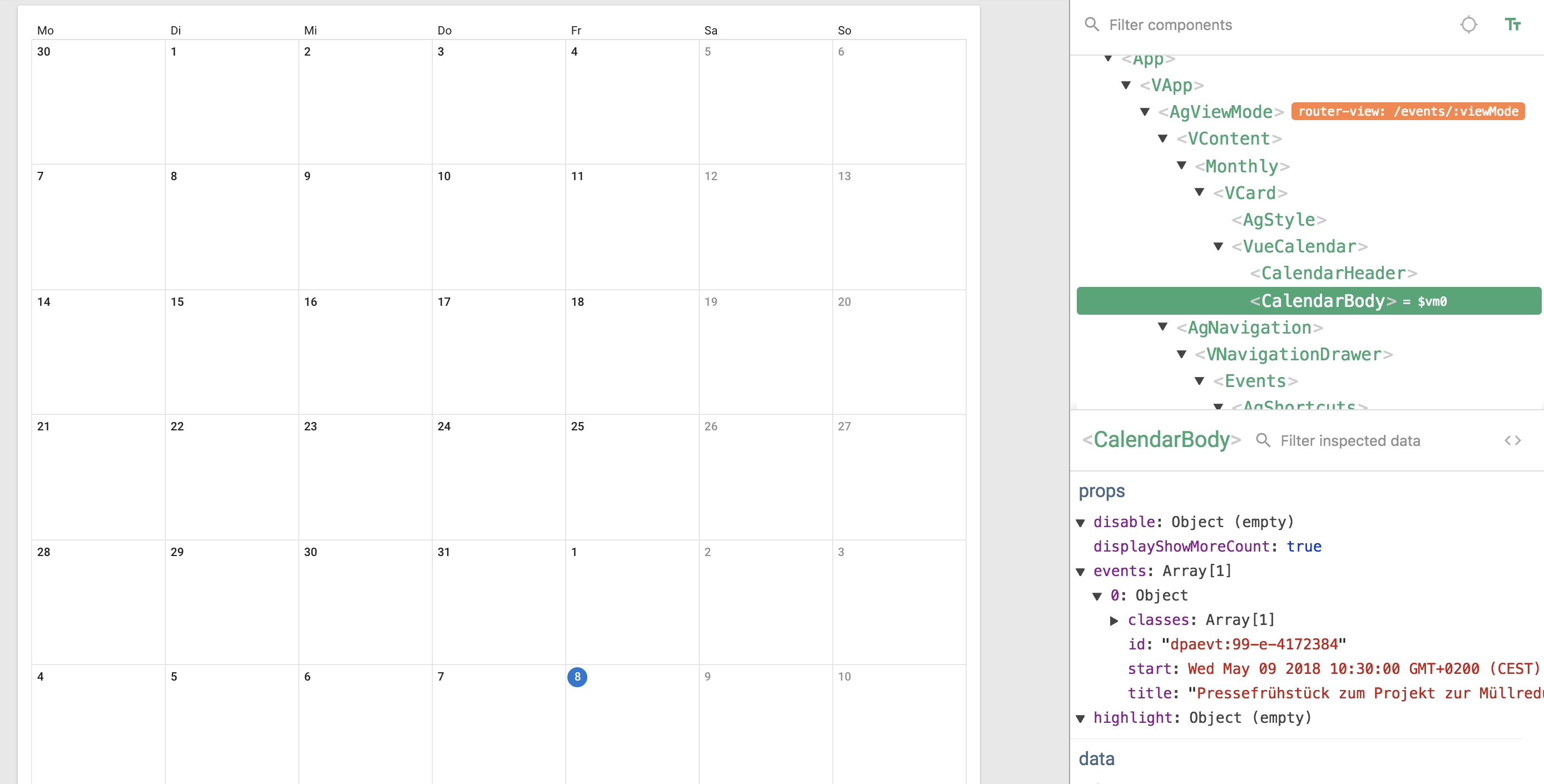 vue2-simple-calendar_event-not-displayed