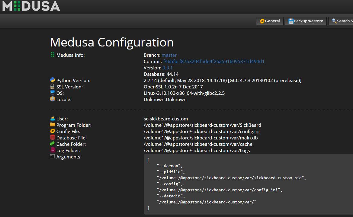 Need to Point Installed Sickbeard Custom to Python 3 on