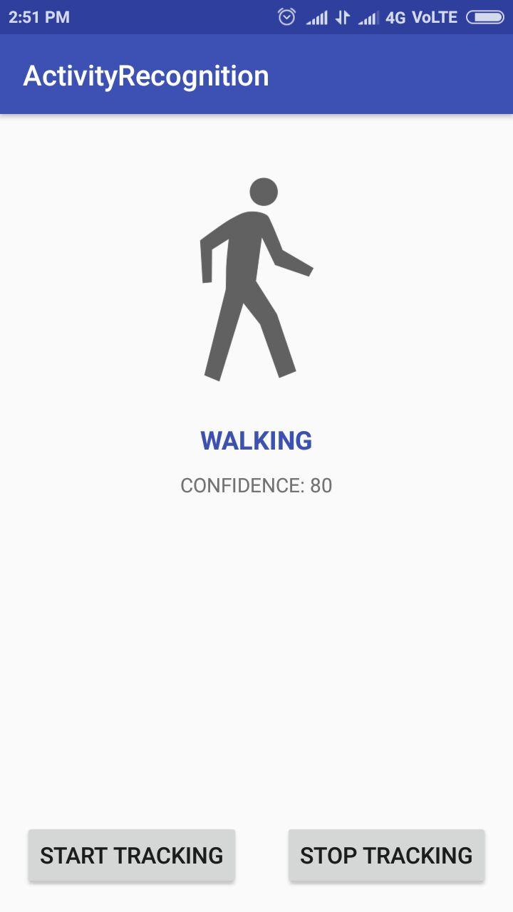 GitHub - Sainathhiwale/ActivityRecognition: Detecting user activity