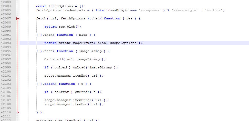 gltfloader code