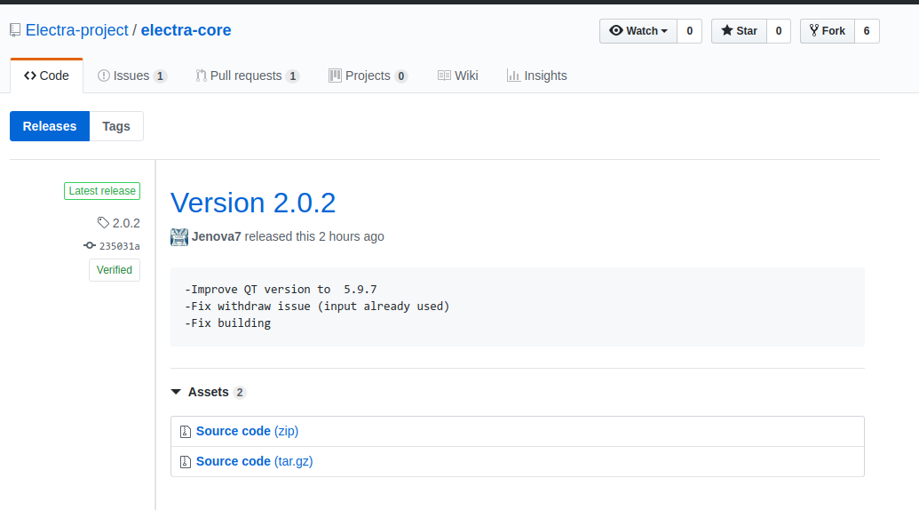 spec file for CentOS7 · Issue #6 · Electra-project/electra