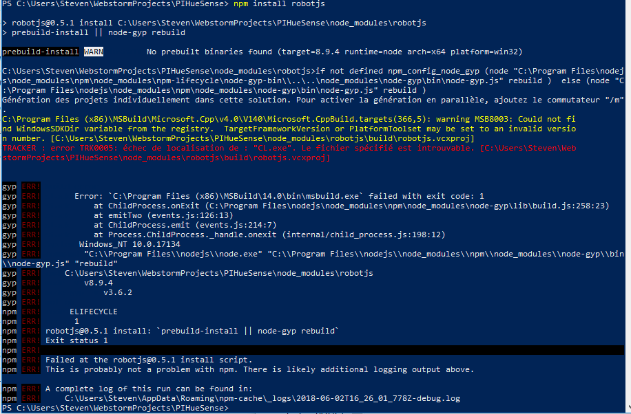 Run Into a NPM Node-gyp Compilation Error on Windows 10? Here's ...
