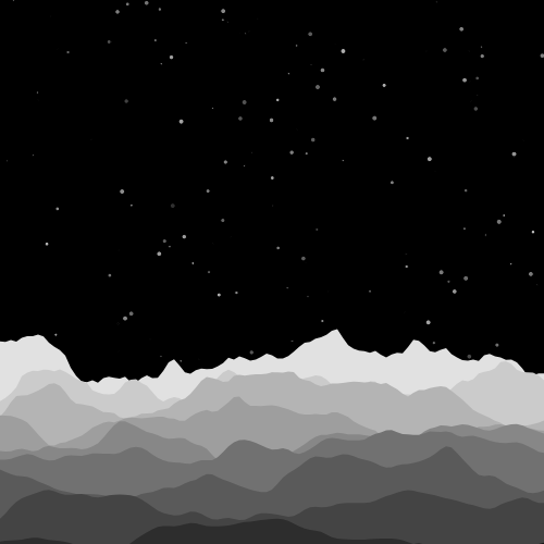 Coding Challenge: Scrolling 2D Terrain / Mountains · Issue