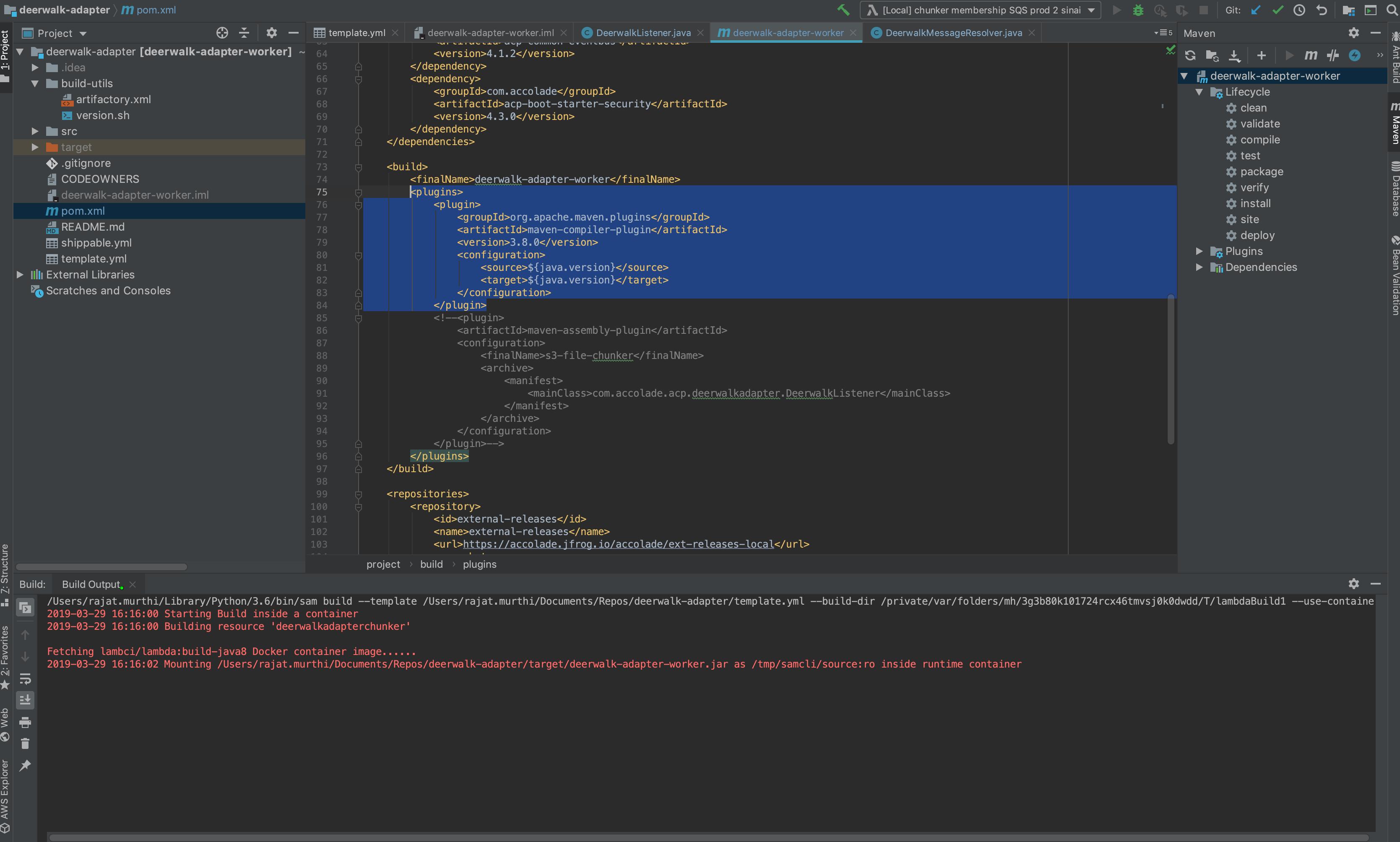 Java lambda executions fail to run or hang · Issue #864 · aws/aws