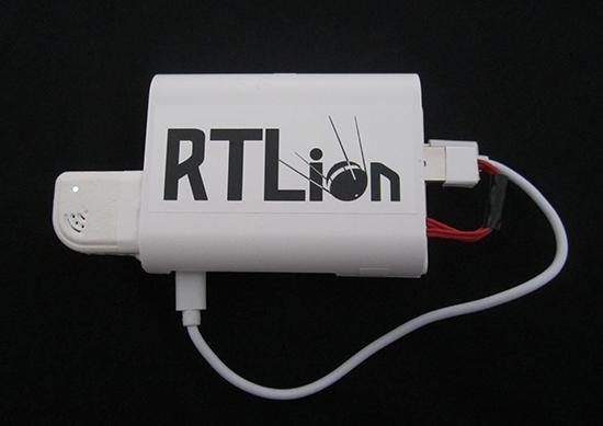 RTLion - IoT Prototype