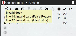 Support importing other deck formats in to deck editor