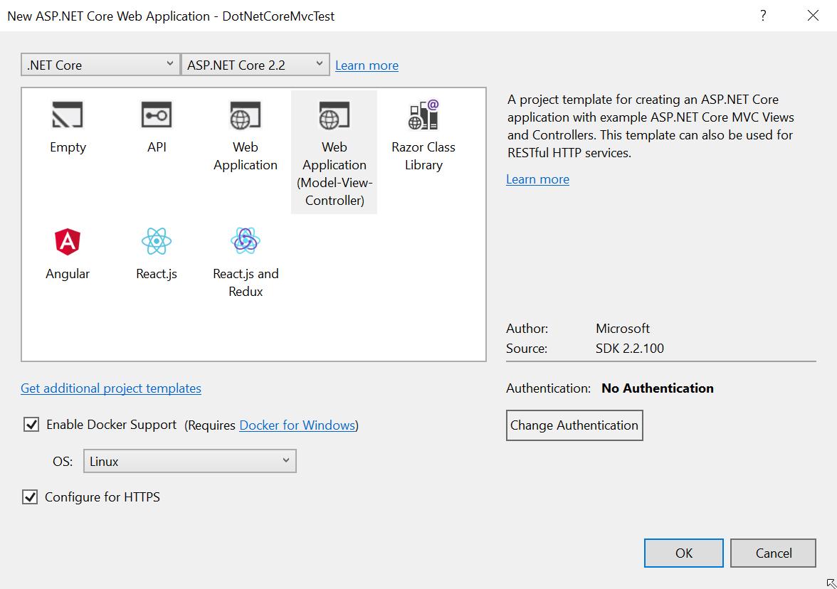 How To Setup The Dev Certificate When Using Docker In Development